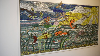 Mosaics (making)