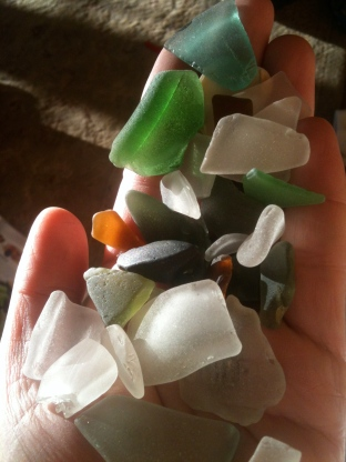 St Kilda Sea Glass